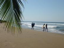 SURF LESSON AT PLATANITOS