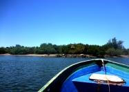 BOAT TAXI TO ISLA DEL REY BEACH