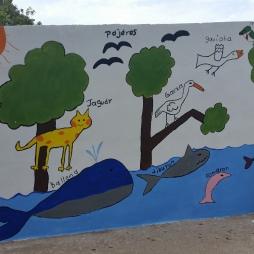 Yurem´s mural